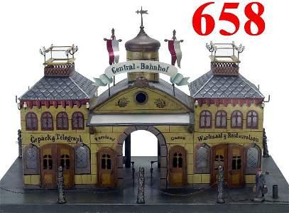 658: Marklin Onion Dome Station