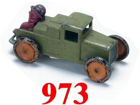 973: Tootsietoy KO Ice Truck