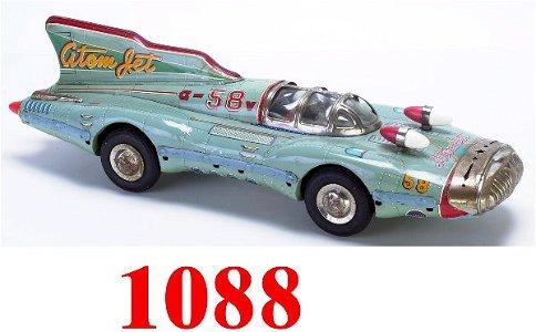 1088: Yonezawa Atom Jet Car