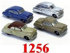 1256: Lot: 4 Banthrico 1950 Chevrolet Promo C