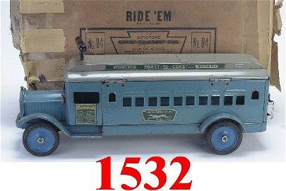 1532: Keystone Coast to Coast Bus with box