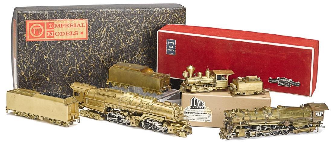 Imperial Models HO Chesapeake & Ohio locomotive