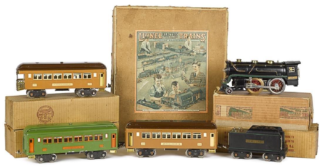 Lionel standard gauge #362E train set