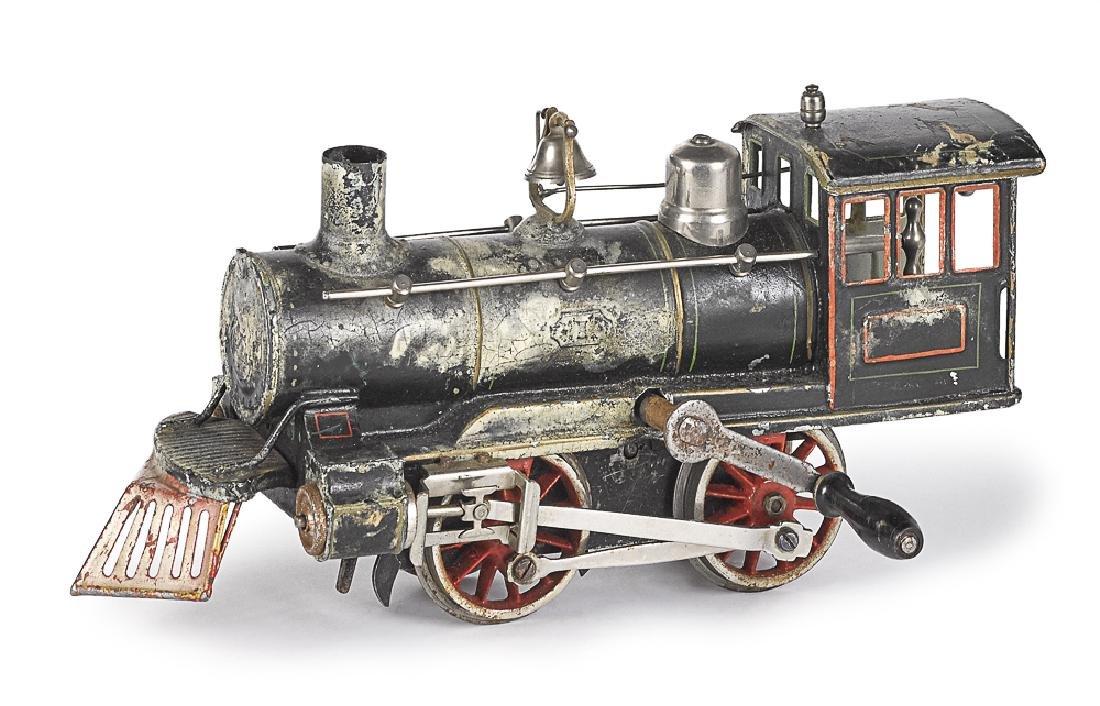 Marklin gauge 1 clockwork locomotive