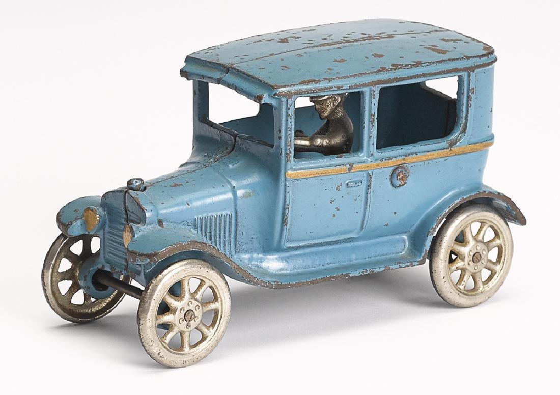 Arcade cast iron Model T Tudor