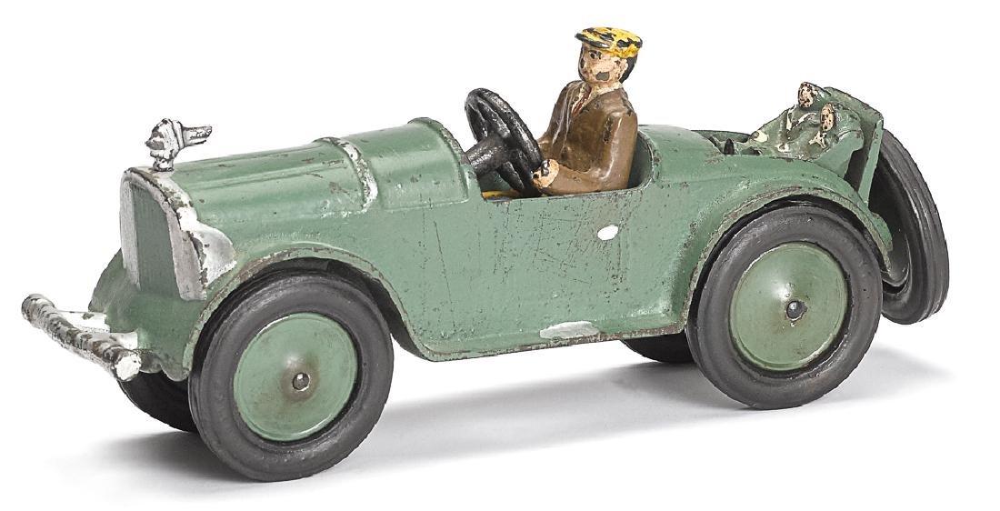 Globe Mfg. Co. cast iron open touring car