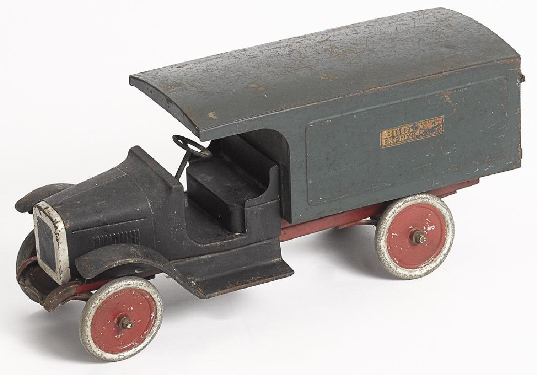 Buddy L pressed steel Express Delivery truck