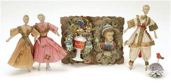 122 Lot Victorian Whimsies