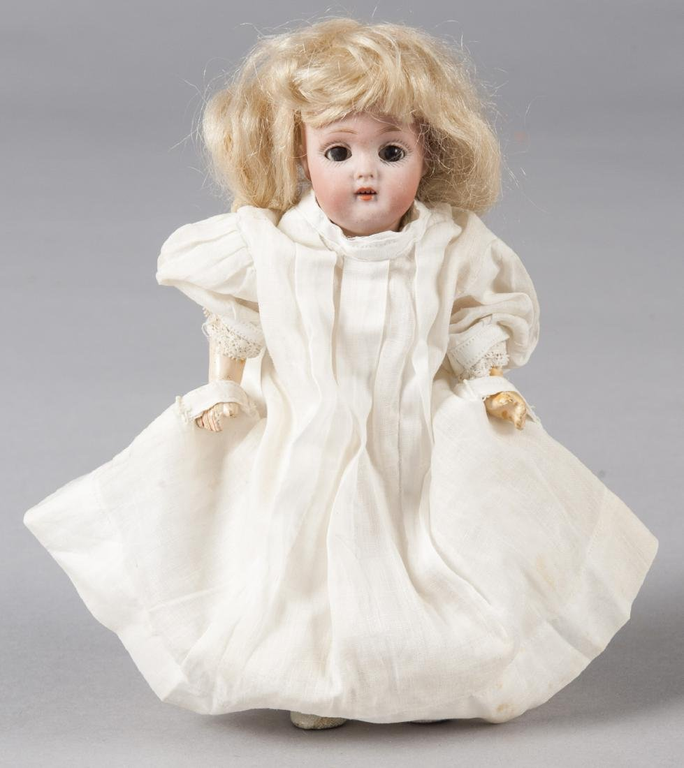 Kestner bisque head 155 child doll