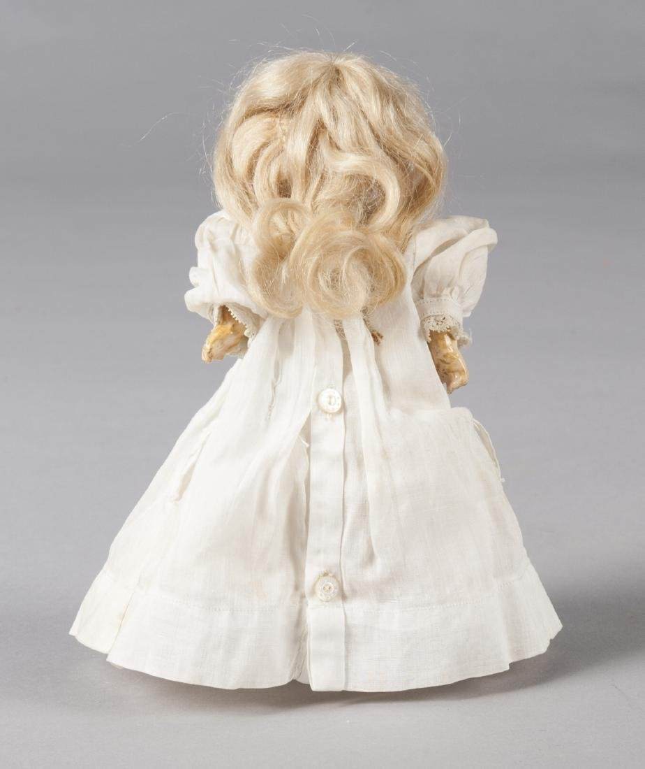 Kestner bisque head 155 child doll - 2
