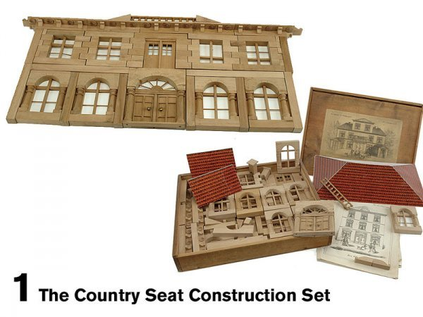 1: The Country Seat Construction Set