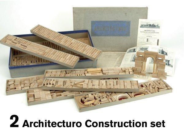2: Architecturo Construction set