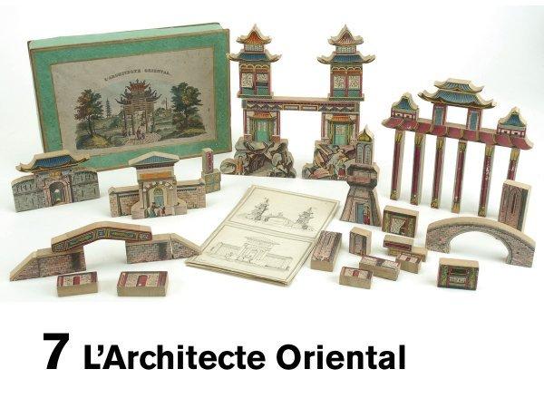 7: L'Architecte Oriental