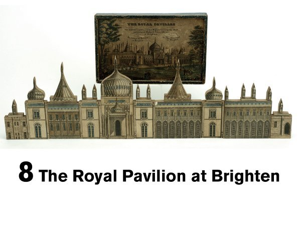 8: The Royal Pavilion at Brighten