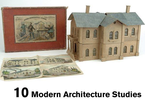 10: Modern Architecture Studies