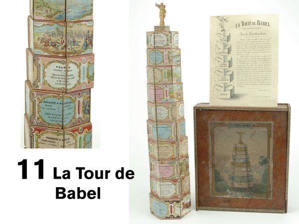 11: La Tour de Babel