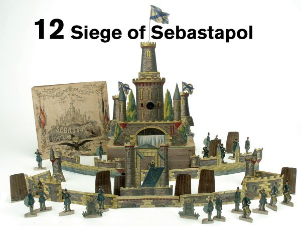 12: Sebastapol Shooting SetS