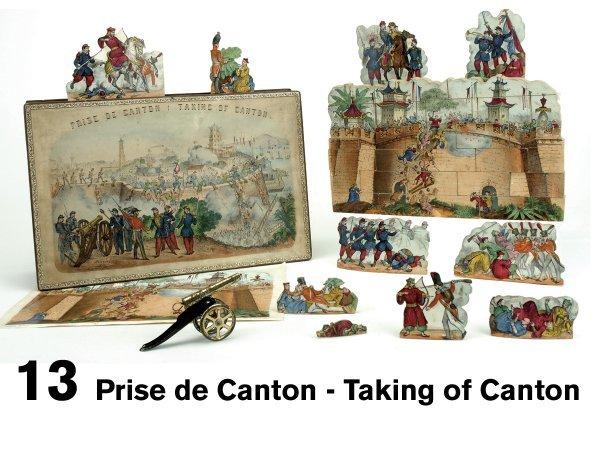13: Prise de Canton - Taking of Canton