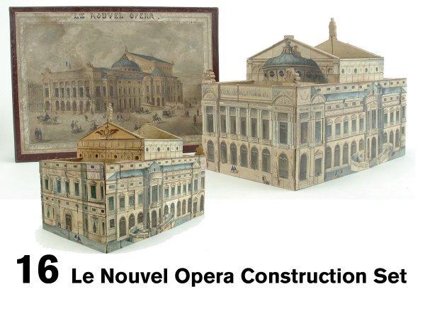 16: Le Nouvel Opera Construction Set