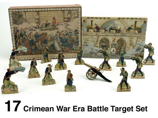 17: Crimean War Era Battle Target Set
