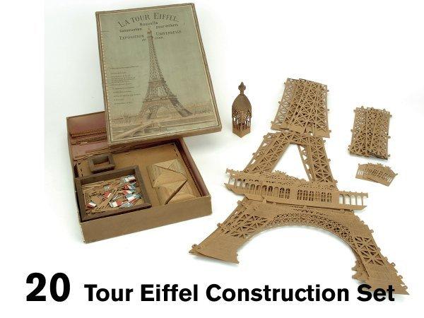 20: Tour Eiffel Construction Set