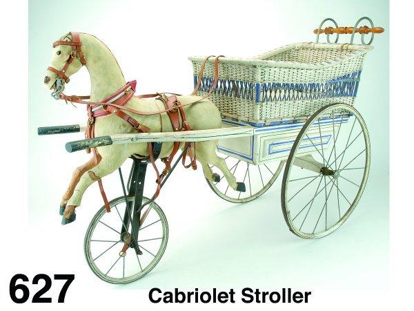 627: Cabriolet Stroller
