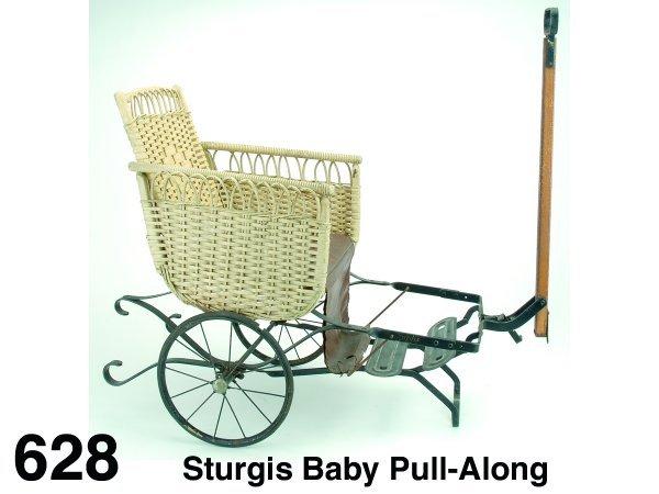 628: Sturgis Baby Pull-Along
