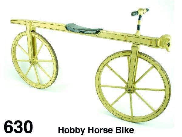630: Hobby Horse Bike
