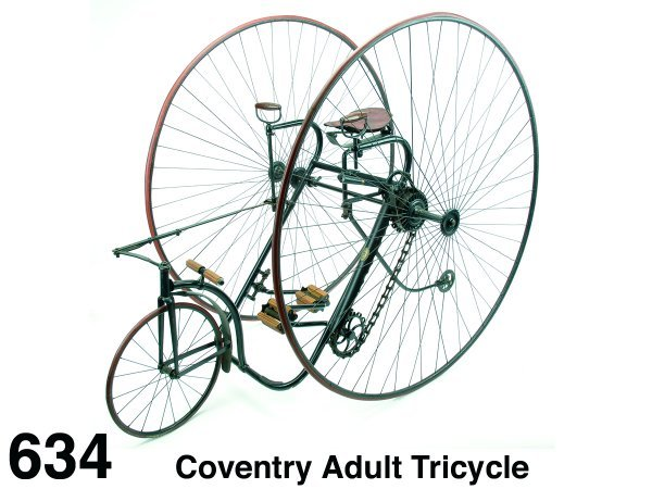 634: Coventry Adult Tricycle