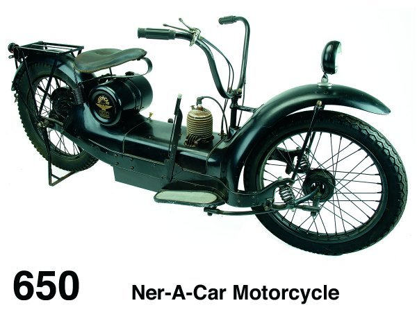 650: Ner-A-Car Motorcycle