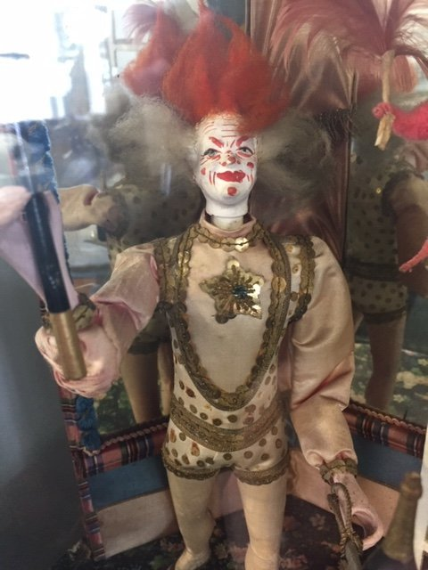 Phalibois performing clowns musical automaton - 4