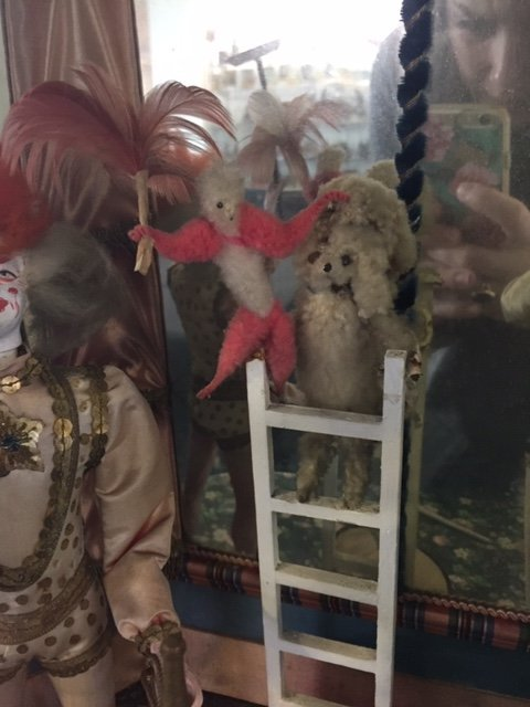 Phalibois performing clowns musical automaton - 5