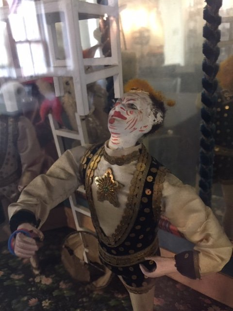 Phalibois performing clowns musical automaton - 6