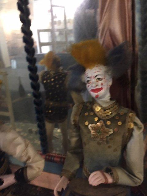 Phalibois performing clowns musical automaton - 7