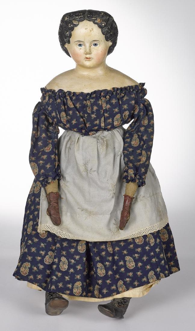 Greiner shoulder head doll