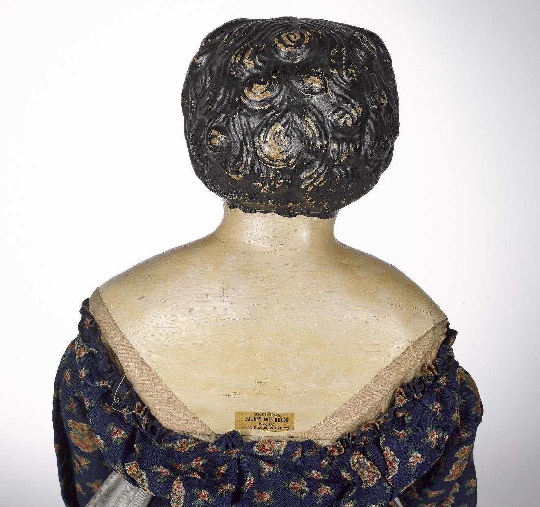 Greiner shoulder head doll - 3