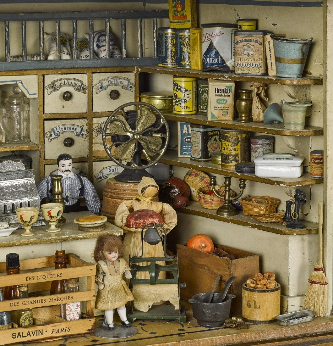 Dry goods and grocery store room box - 3