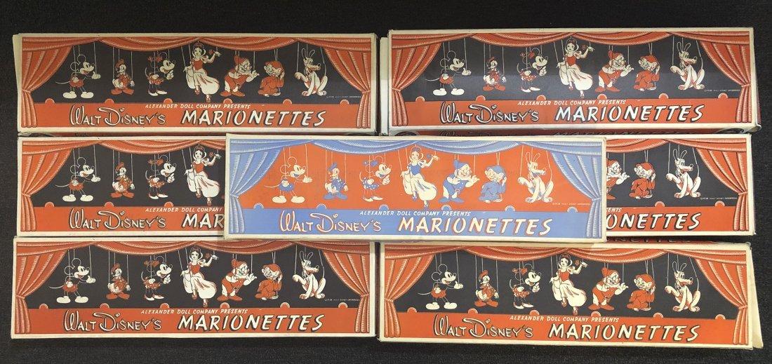 Madame Alexander Walt Disney marionette set - 2