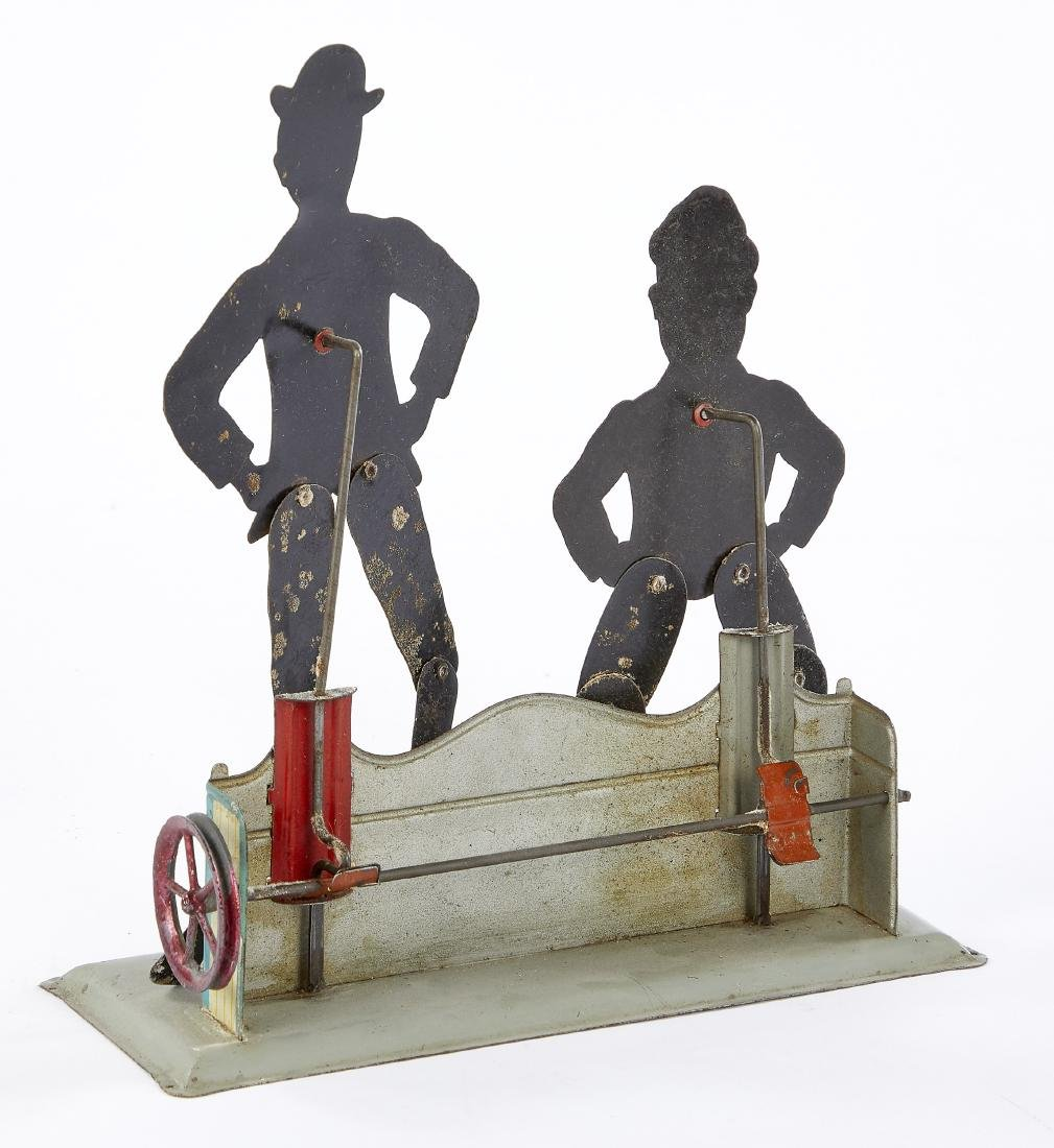 Wilhelm Krauss Pat & Patachon slate dancers - 2