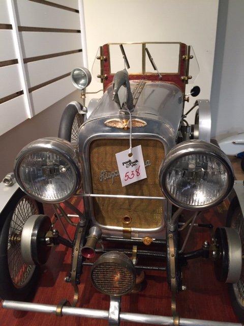 1927 Hispano Suiza Lightning model - 4