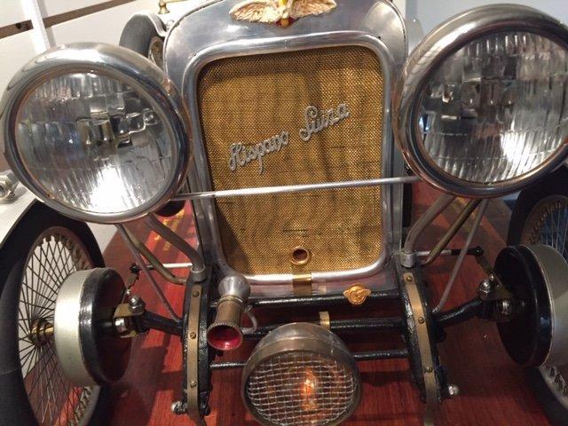 1927 Hispano Suiza Lightning model - 5