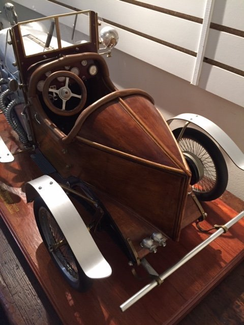 1927 Hispano Suiza Lightning model - 6