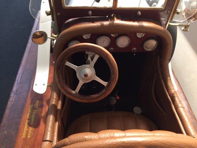 1927 Hispano Suiza Lightning model - 7