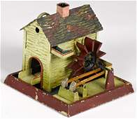 Doll & Cie mill steam toy accessory