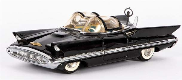 Japanese tin friction 1956 Lincoln Futura car