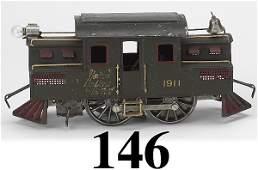 Lionel #1911 Electric Outline Locomotive