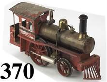 370: Schoenner Live Steam Gauge I Locomotive