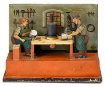 Bing tinsmith shop steam toy accessory