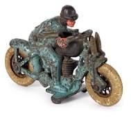 Harley Davidson Hillclimber motorcycle