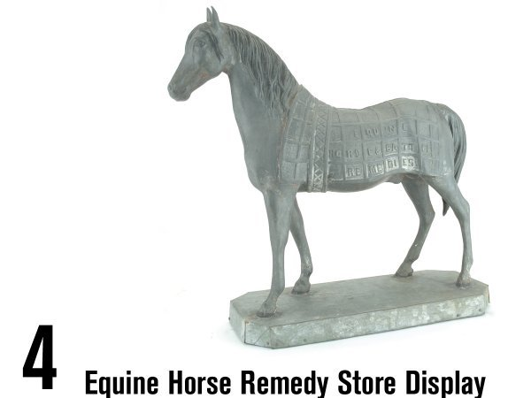 4: Equine Horse Remedy Store Display